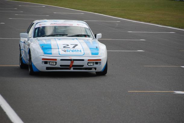 Ryan Motorsport Insurance take class win at Snetterton