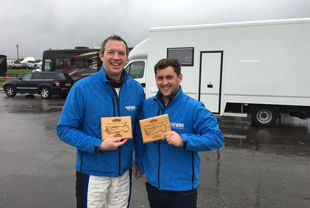 Ryan Motorsport Insurance Class Winners in CSCC Future Classics